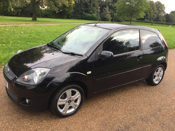 2007 FORD FIESTA 1.2 ZETEC CLIMATE **PART EXCHANGE AVAILABLE**