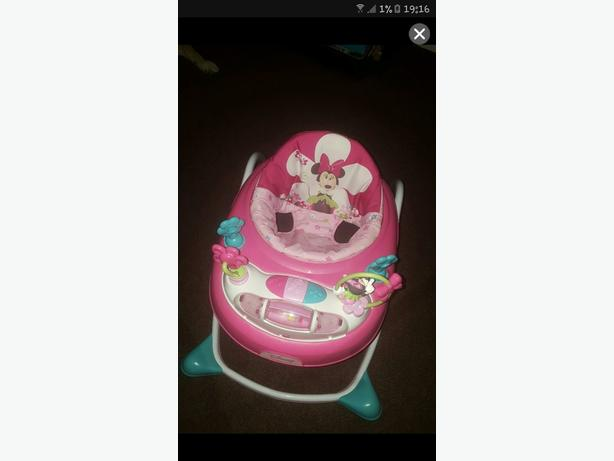 Minnie Mouse BabyWalker