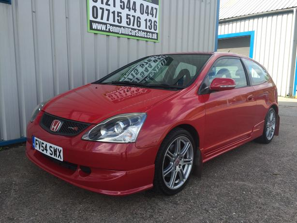 2004 Honda Civic Type R 2.0 * *ONLY 54,000 MILES* *