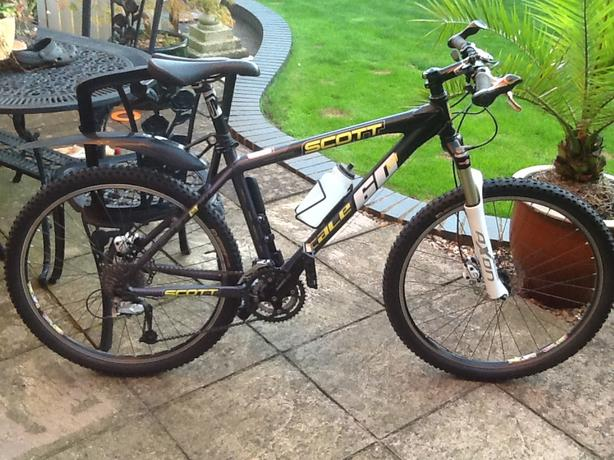 Scott scale 60 mountain bike