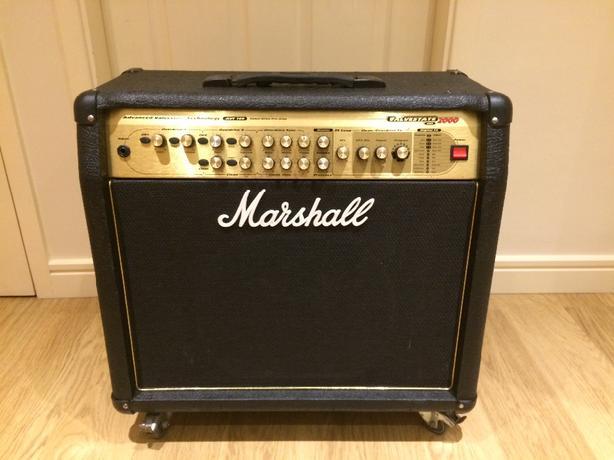 Marshall Guitar Combo Amp - AVT100 Valvestate Amplifier