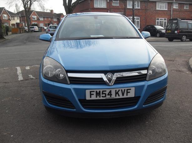 2005 Vauxhall Astra 1.4 i 16v Life 5dr