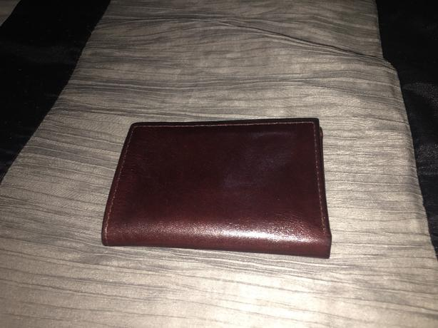 Mens Brown Wallet