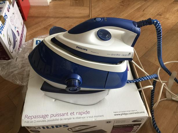 Philips InstantCare Pressurised Iron steam generator GC7520/02
