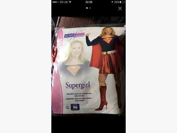 ladies superwoman