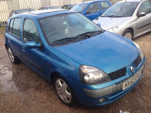 renault clio moted 295