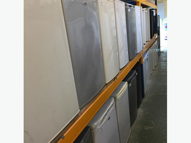 lots undercounter freezers in stock