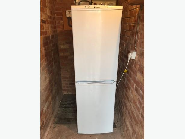 hotpoint fridge freezer perfect working condition
