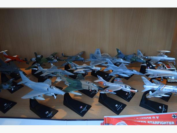 Complete Fighter Aircraft Collection Magazines