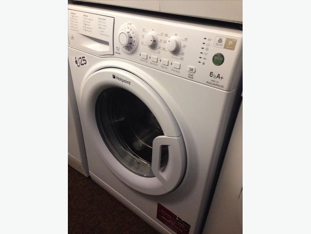 HOTPOINT 6KG WASHING MACHINE0