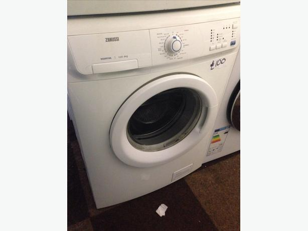ZANUSSI WASHING MACHINE 6KG