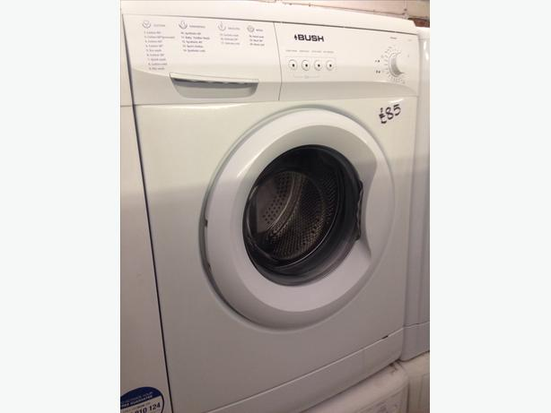 BUSH 6KG WASHING MACHINE 1200 SPIN