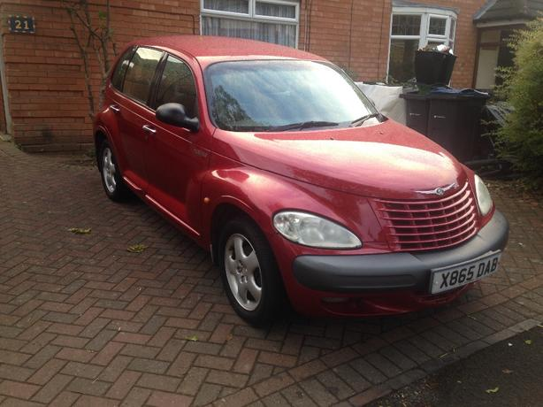 bargain nice pt cruiser long mot taxed px welcome