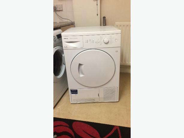 beko 8kg condensor dryer