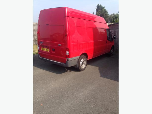 ford transit lwb hightop