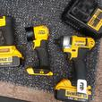 DEWALT SET sds drill, impact drive ,torch DCF885/DCL040/DCH253