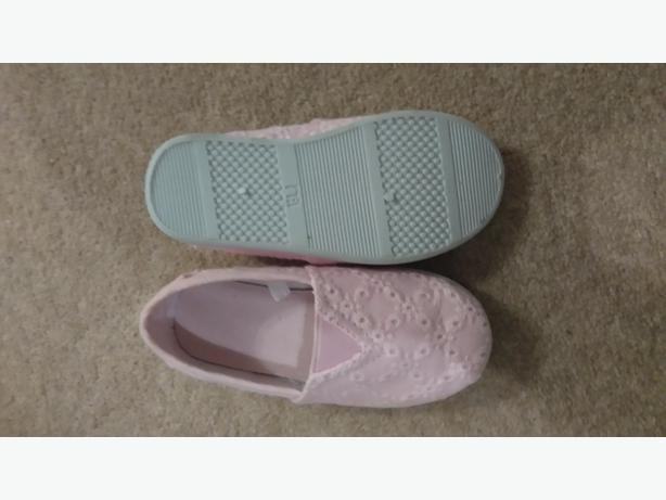 Brand new little girls shoes