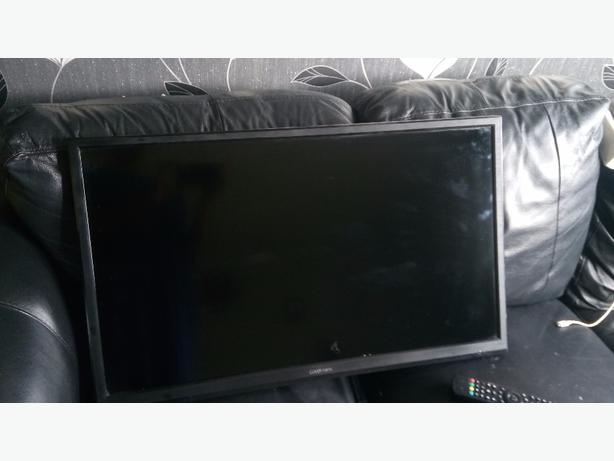 "38"" Goodman flat screen"