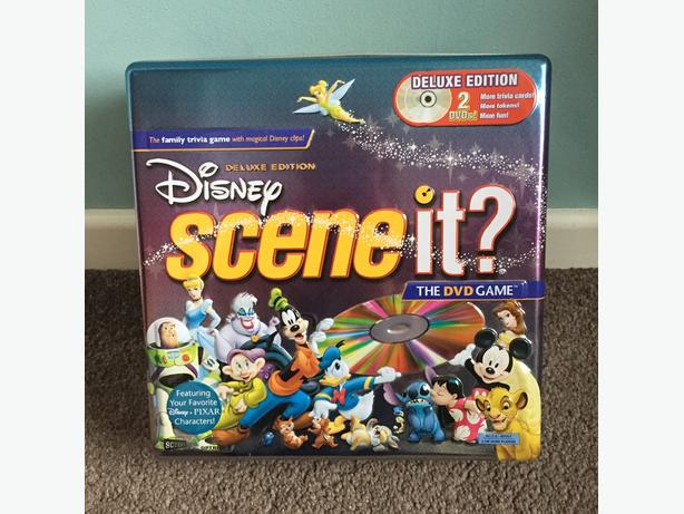 disney deluxe scene it game