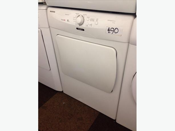 HOOVER 8KG DRYER VENTED1