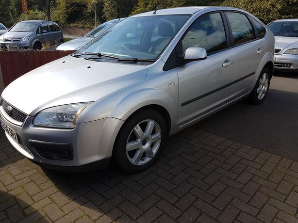 focus tdci sport in met silver 56 plate vgc loads money just spent