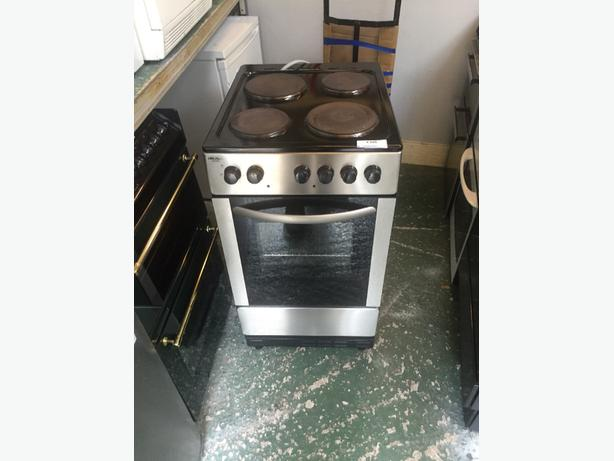 bush 50cm cooker free delivery and fitted