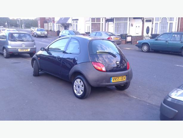 Ford  ka 1300cc  3 door hatchback 55plate
