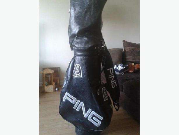 FOR TRADE: golf equipment full set for pole fishing gear of open to offers