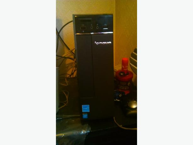 Lenovo H30-00 Desktop 4gb ram 1tb harddrive 2.41ghz
