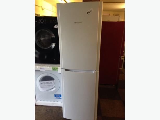 HOTPOINT FRIDGE FREEZER SUPER FREEZE