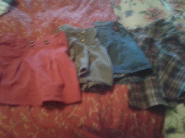 skirts bundle 6-7 yrs