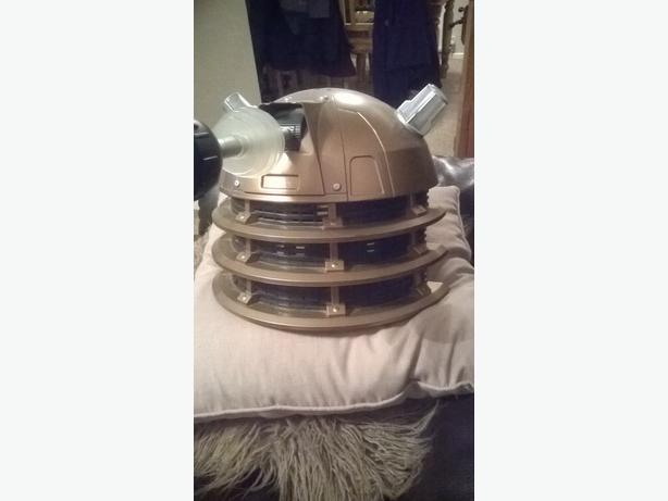 Dr Who Helmet