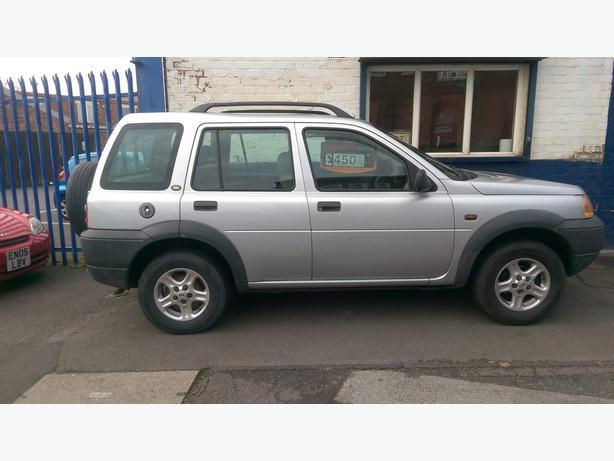 Land Rover Freelander need gone diesel