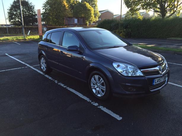 Vauxhall Astra 1.8 petrol Auto