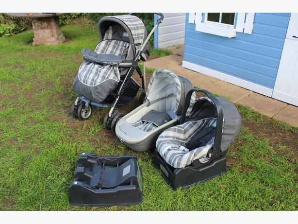 Momas & Popas Combination pram pushchair etc.