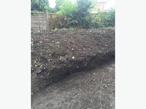 FREE: top soil