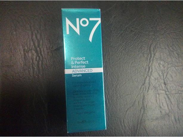 No 7 protect & perfect intense serum 30 ml