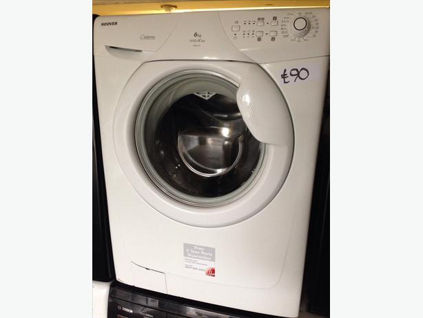 HOOVER OPTIMA 6KG WASHING MACHINE