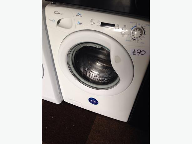 CANDY 7KG WASHING MACHINE WHITE