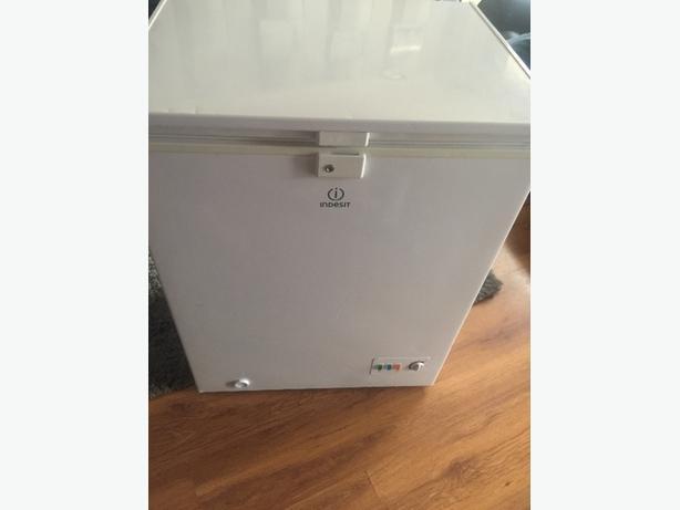 indesit chest freezer