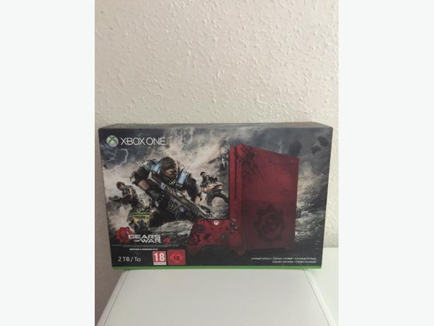 2TB Xbox One S Gears of War 4 Limited Edition Console