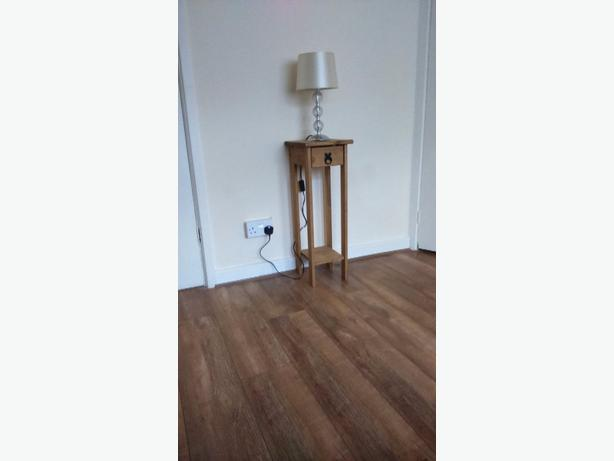 2 PLANT OR LAMP STANDS
