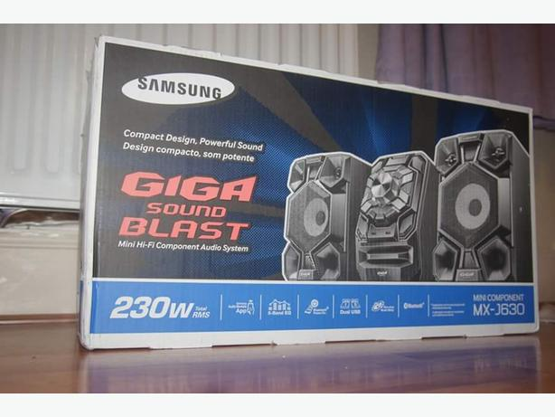 Samsung Giga Sound Blast 230w