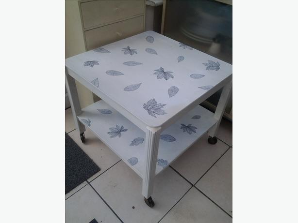 Preloved shabby chic occasional table