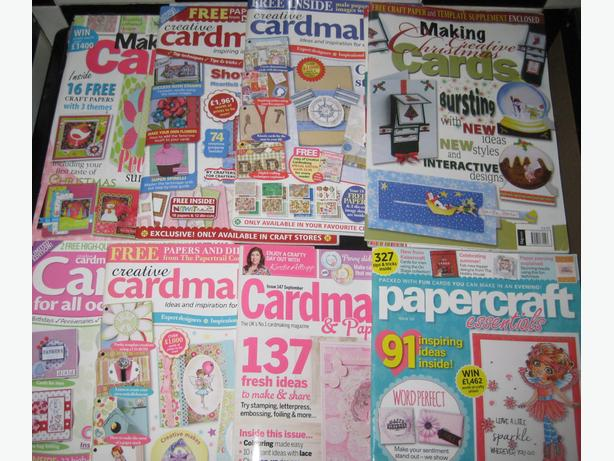 Craft & Card Making Magazines