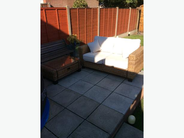 Conservatory furniture  . Very good condition