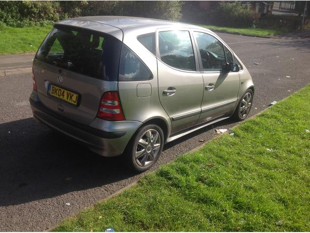 Mercedes a140 QUICK SALE