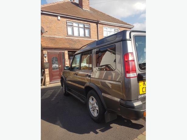 Land Rover Discovery 1 year MOT