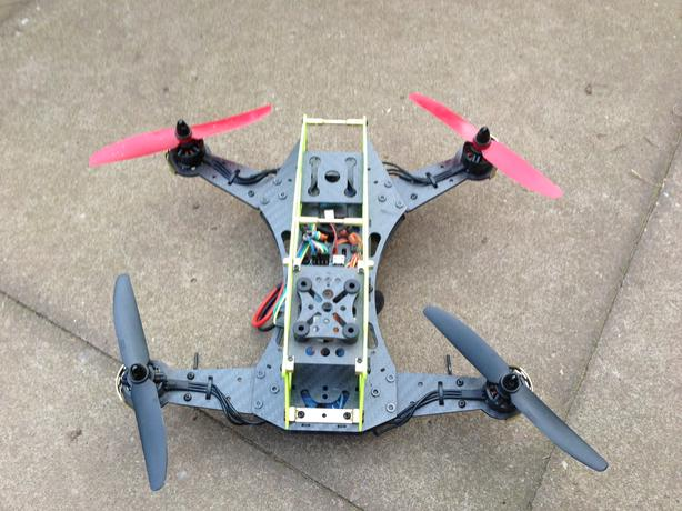 Scorpion Sky Strider 280 FPV Racing