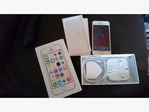 IPhone 5s gold 16gb on EE